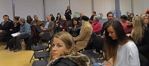 Panel audience 2