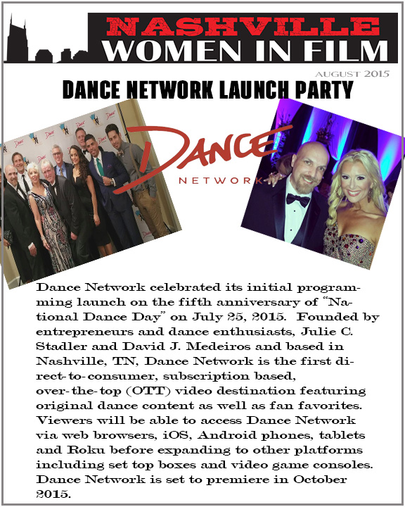Dance Network_